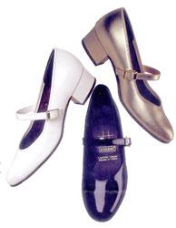 Tic Tac Toes Organ Shoes