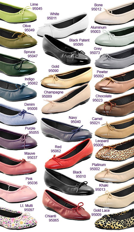 Shoes In All Sizes