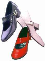 Tic Tac Toes Dance Shoes Womens Organist Shoes